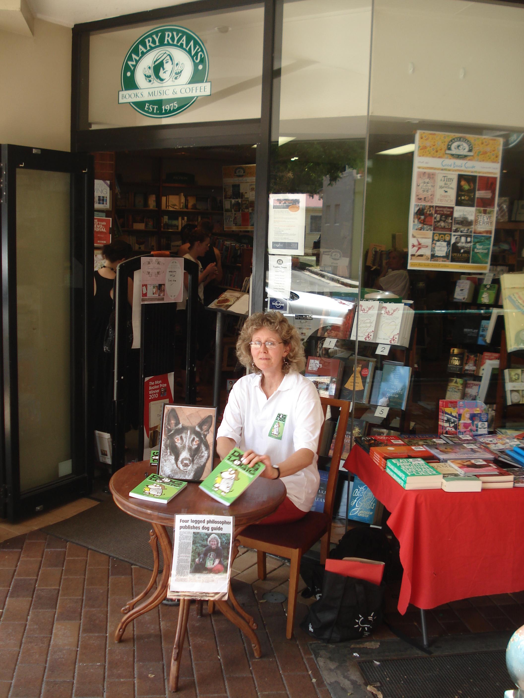 Mary Ryans New Farm Book Signing February